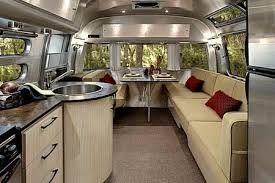 airstream bambi 19ft interior - Google Search