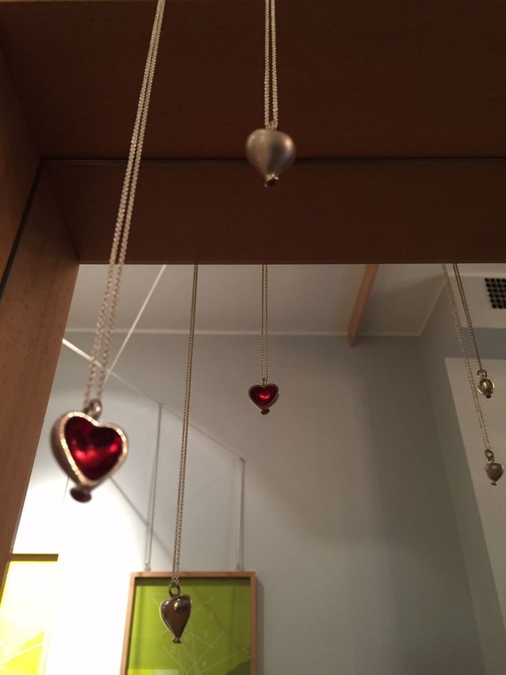 Give a heart with a heart! Check out http://www.lamette.se/buy-a-heart/