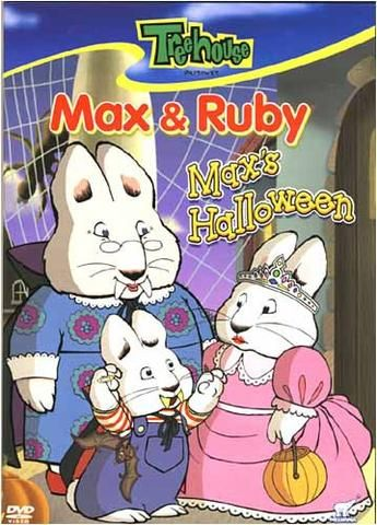 Max And Ruby Maxs Halloween Dvd Movie Sims4 Movies Max Ruby