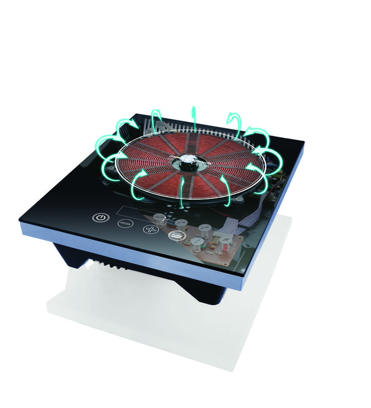 Smart Cook Induction Cooker  http://www.morphyrichards.co.za/products/smart-cook-induction-cooker-569811sa