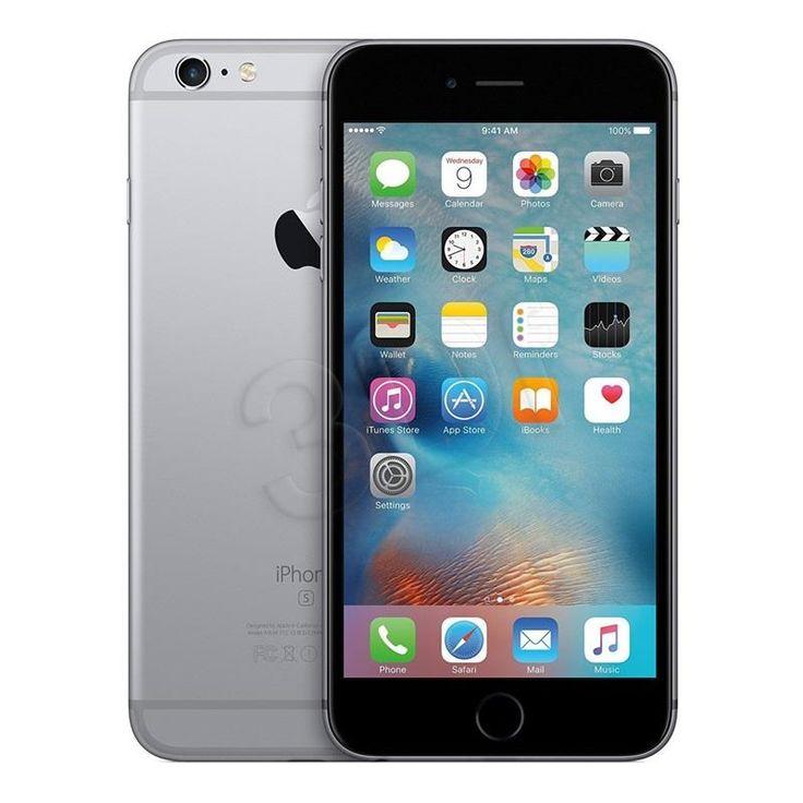 SMARTPHONE APPLE IPHONE 6S PLUS 128GB 5,5 GWIEZDNA SZAROŚĆ LTE