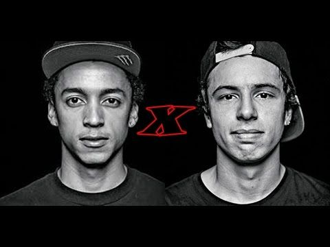 Luan Oliveira VS Nyjah Huston get enough time to practice skating by wetting up your won business online and stop working and start skating and living your dream http://makemoneyonlinescamsexposed.com/the-wealthy-affiliate-review/