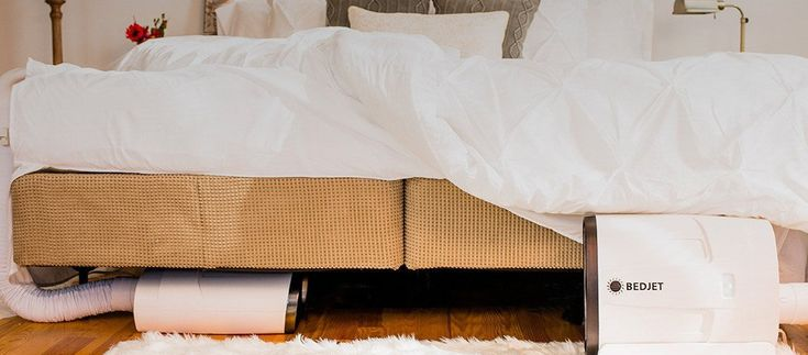 Cooling Mattress Pad & Bed Fan Reviews via @nosleepless