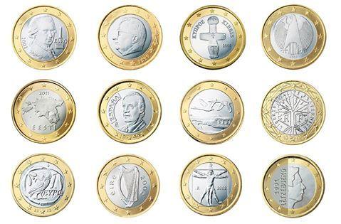 Każdy kraj ma inne monety euro. Pieniądze różnią się rewersami (każde państwo ma swój własny wzór). Z kolei druga strona monet jest wspólna dla wszystkich. Jednak nie ma znaczenia, monetę z którego państwa posiadamy. Każdy z krajów obszaru euro akceptuje wszystkie monety, niezależnie od strony narodowej!  www.wymieniaj.pl #wymieniaj #waluty #wymianawalut #kantoronline #wymianawalutonline