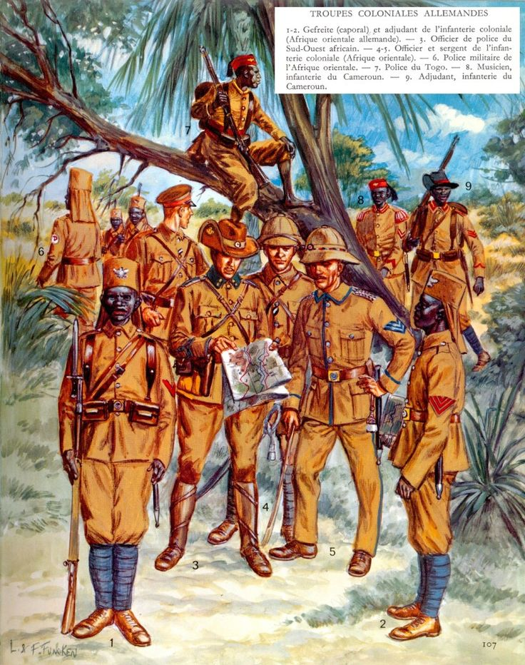 This Day in History: Mar 5, 1916: SA troops invade East Africa in World War I http://dingeengoete.blogspot.com/