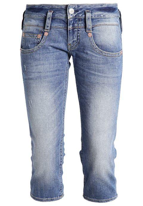 Vêtements Herrlicher PITCH SHORT - Jean slim - radiated denim indigo: 99,95 € chez Zalando (au 30/04/17). Livraison et retours gratuits et service client gratuit au 0800 915 207.