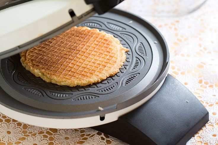 Traditionele stroopwafels