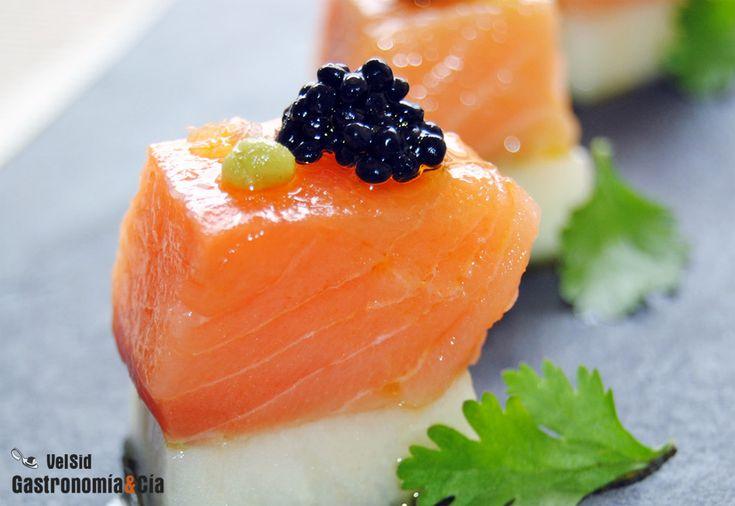 Doce recetas con huevas de salmón, de arenque, de lumpo, de maruca…