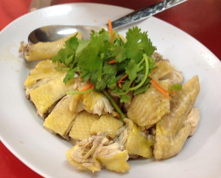 Salt Baked Chicken @ Restoran Grand View @ Bukit Tinggi