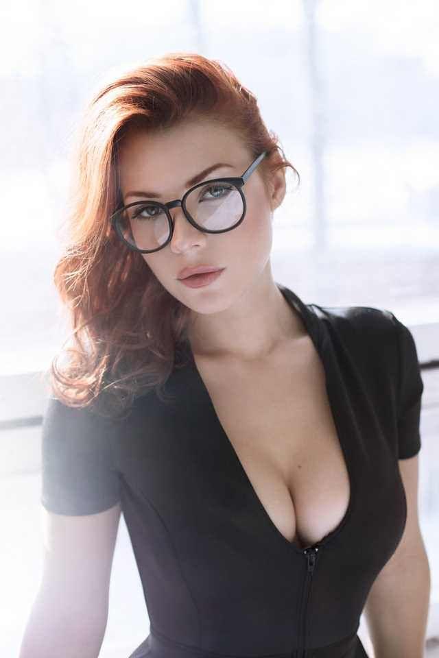Ginger black girl big tits-2667
