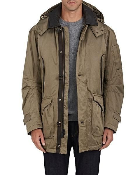 RAINFOREST Men's Down Parka