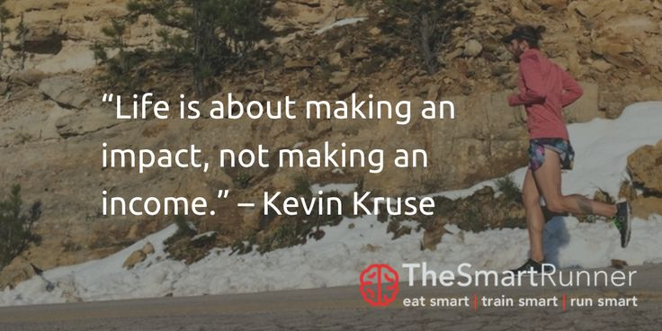 """""""Life is about making an impact, not making an income."""" – Kevin Kruse"""