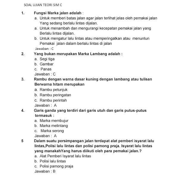 Boom By Morten Rurut Infographic Soal Ujian Teori Sim C Download Soal Cpns Soal Ujian Teori Sim A C Bank Soal Psikot Teori Psikologi Surat Izin Mengemudi