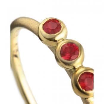bijoux eclat サファイアリング