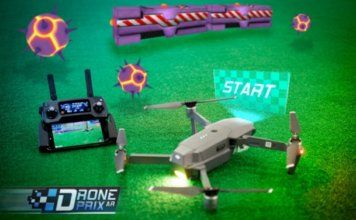Edgybees Launches The First Augmented Reality Game For DJI Drone Users