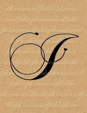 Letter j heart tattoos and letters on pinterest for Letter j tattoo