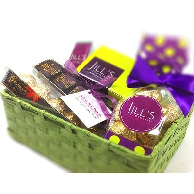 115 best the 2013 local wishlist images on pinterest a well jills chocolates gift basket 60 i know you have a chocolate lover on your list negle Images