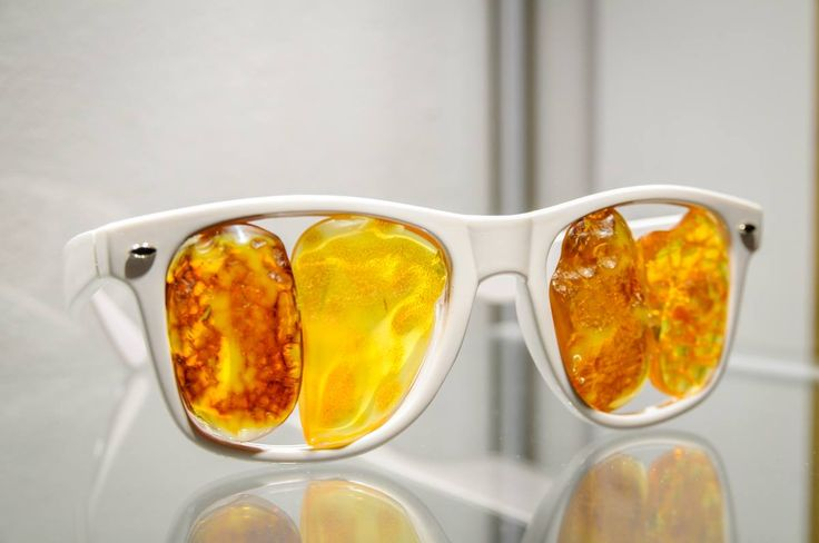 #Amber #Sunglasses! Author: Daniel Michel (Germany) | photo: Maciej Nicgorski / #glasses #okulary #bursztyn