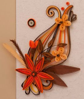 Neli Quilling Art: Quilling small cards 7см;10