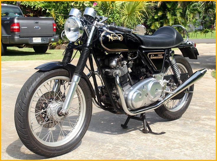 72 Norton Commando