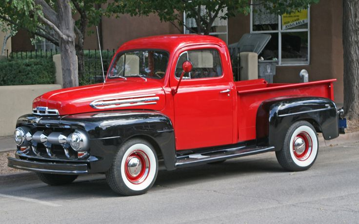 Vintage Ford Trucks | Northern New Mexico Old Ford Truck Photo 3
