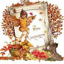 le commencement de l'automne vivons là !!