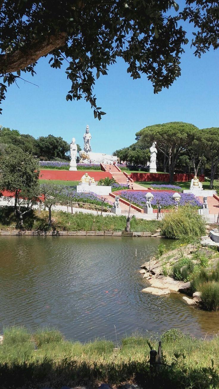 Jardins Buddha Eden, Bombarral