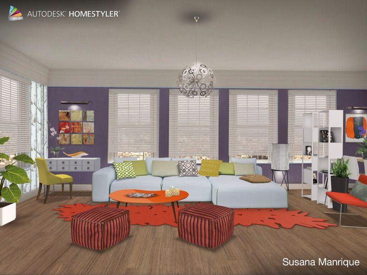 "Eche un vistazo a mi #diseño interior ""Jk"" de #Homestyler http://www.homestyler.com/mobile"