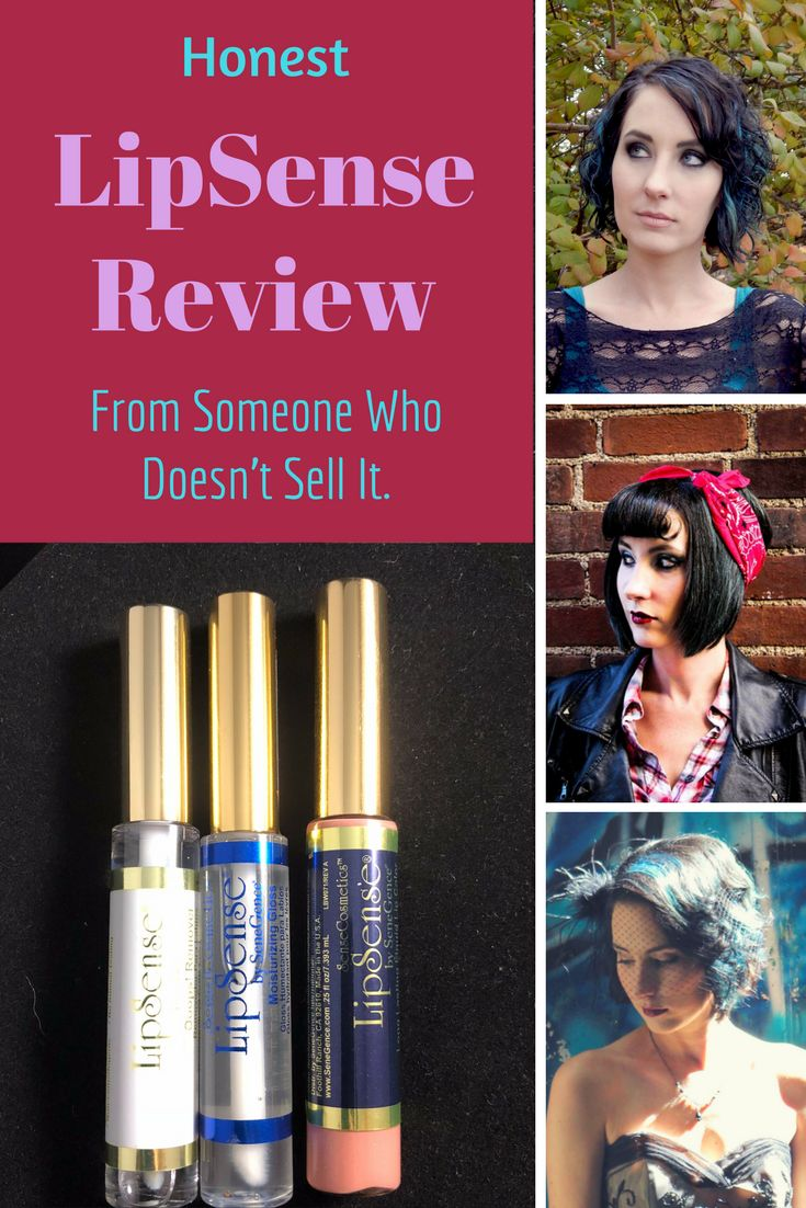 Honest Lipsense Review from Someone who DOESN'T Sell it! | Bride2BrideBlog