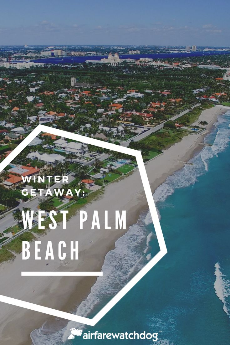 West Palm Beach for the Winter