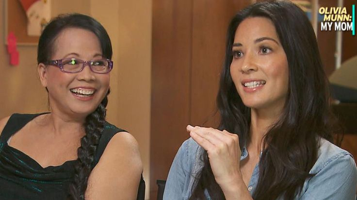 Olivia Munn Mom  | EXCLUSIVE: Olivia Munn Reveals Hilarious Reason Why She Bought Her Mom ...