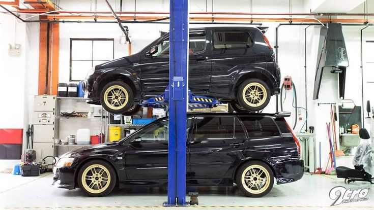 Like Father Like Son Black And Gold Just Works Enkei Rpf1 Wheels Suit Any Car Ignissport Jdm Igni Mitsubishi Lancer Evolution Suzuki Mitsubishi Lancer