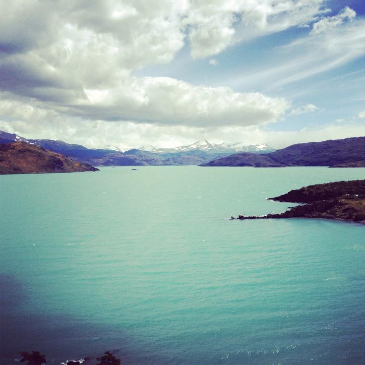 Lago Grey, Patagonia, Chile