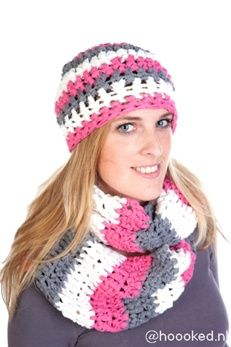 300+ Free Crochet Scarf Patterns - Crafts - Free Craft