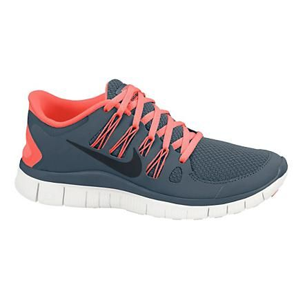 Womens Nike Free 5.0+ Running Shoes I need for school.! To bad there so expensive.