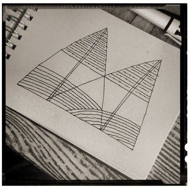 #sketch #sketchbook #drawing #abstract #minimal #macro #bw #blackandwhite #sergepichii