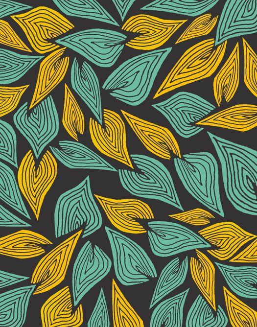 nature pattern illustrations art illustration pinterest