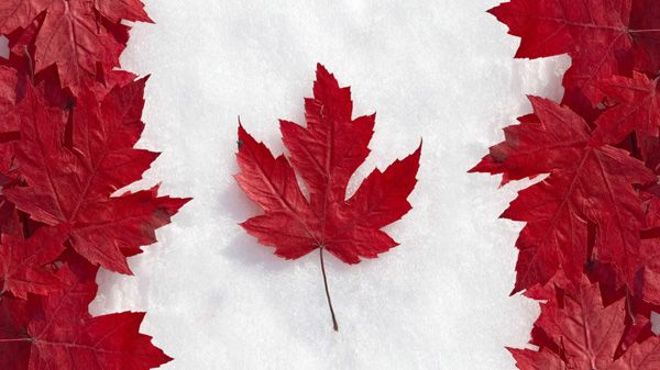 The Maple Leaf Forever