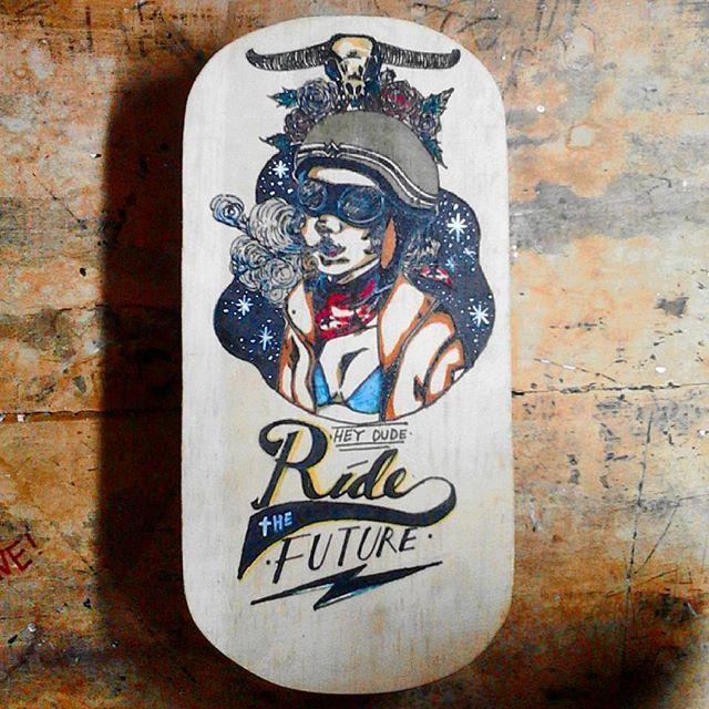live & ride like you'll die tomorrow.  #sketch #illustration #artwork #art #handmade