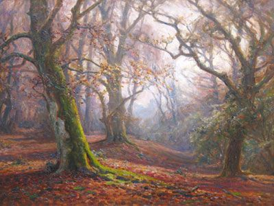 New Forest Autumn 1918