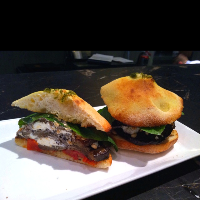 Eggplant Panini   Fuel for the soul   Pinterest   Paninis and ...