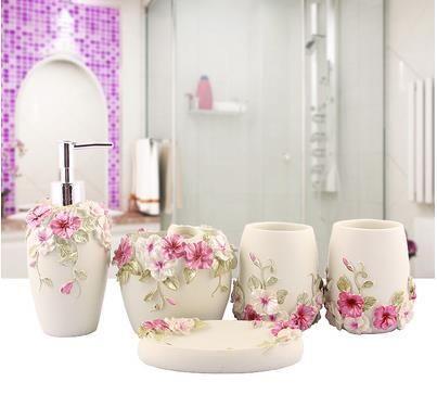 роскошные ванные комнаты аксессуары наборы - Recherche Google