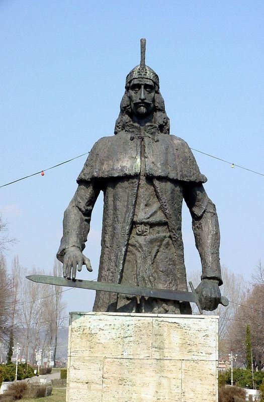Dracula Romania caballero de la Orden del Dragon