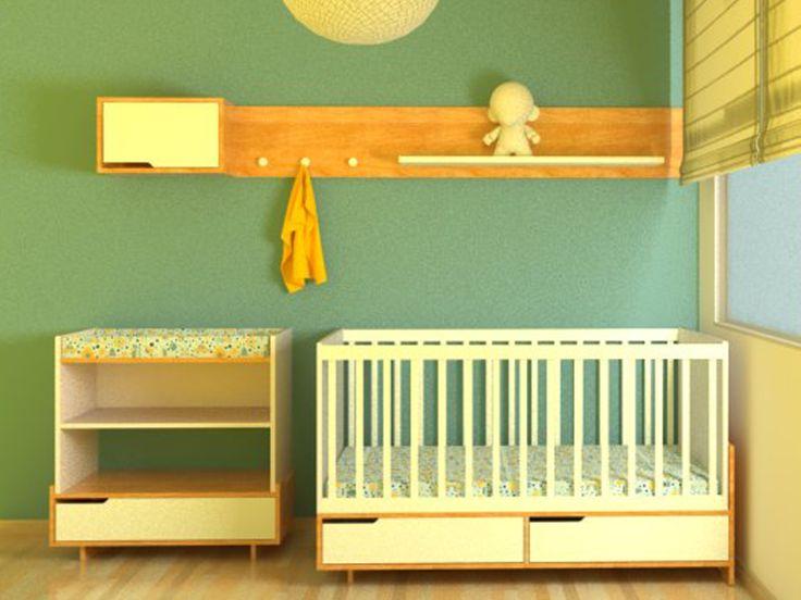Muebles transformables malu para bebes l nea malu for Muebles transformables