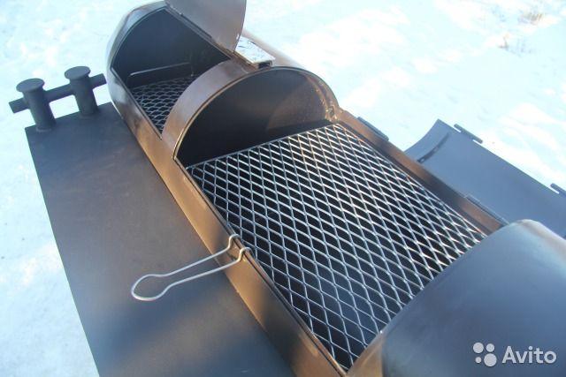 Мангал барбекю коптильня - подводная лодка U-213 купить в Санкт-Петербурге на Avito — Объявления на сайте Avito