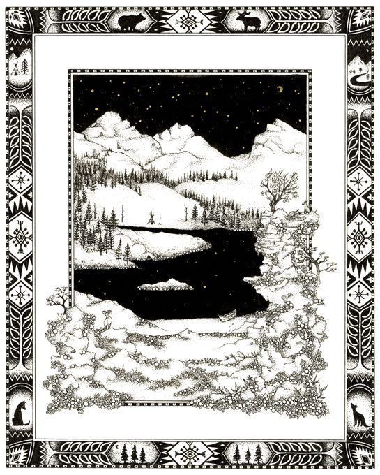 - Lake Louise - Donna Enticknap