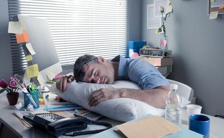 #Power-Nap – Eine halbe Stunde #Mittagsschlaf wirkt wahre Wunder