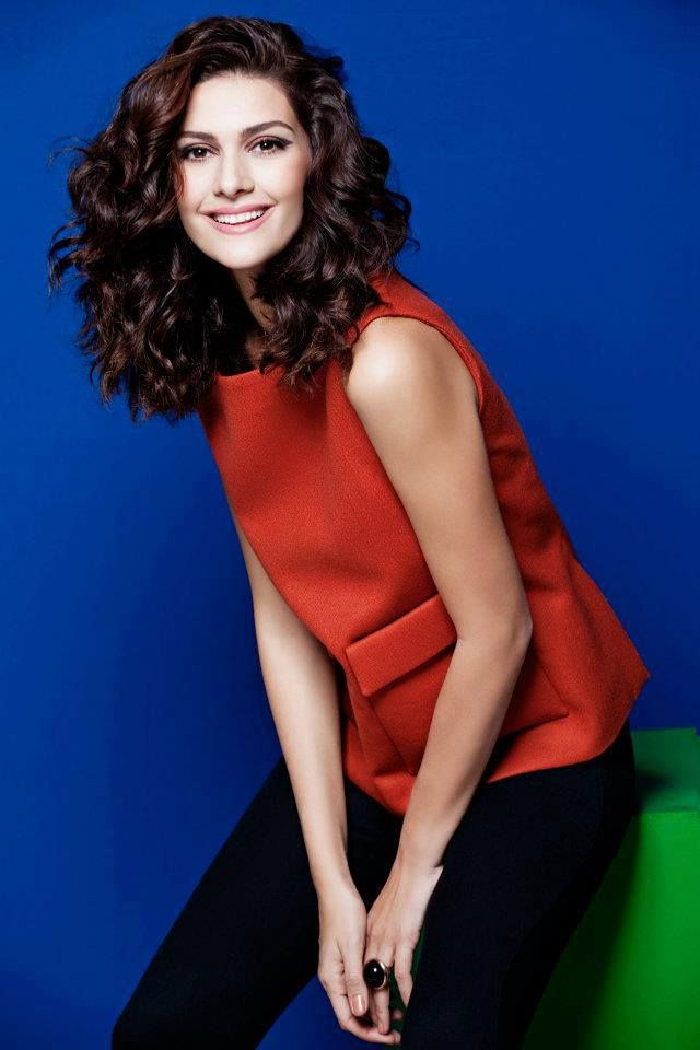 Turkish Actress, Bergüzar Korel.