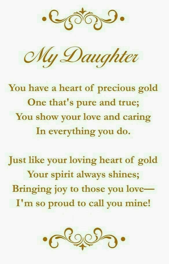 Love My Girls Happy Birthday Quotes For Daughter Birthday Quotes For Daughter Daughter Poems