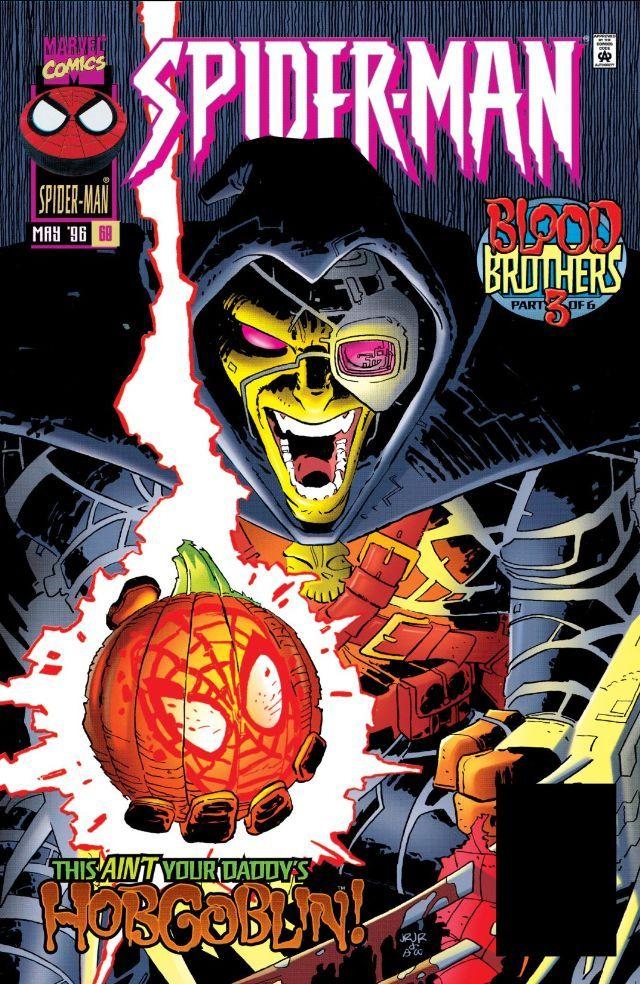 Spider-Man #68 - John Romita Jr. & Al Williamson